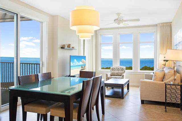 9800 Grand Sandestin Boulevard 5802/5804, Miramar Beach, FL 32550 (MLS #866137) :: Luxury Properties on 30A