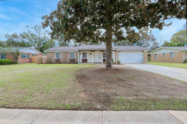 614 Spencer Drive, Fort Walton Beach, FL 32547 (MLS #866142) :: Berkshire Hathaway HomeServices Beach Properties of Florida