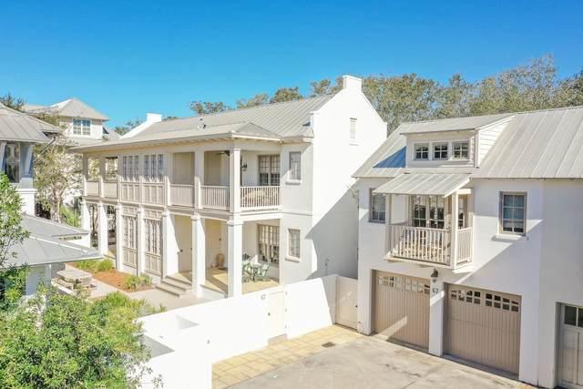 67 Dunmore Town Lane, Rosemary Beach, FL 32461 (MLS #866215) :: Luxury Properties on 30A