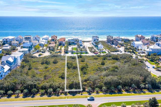 Lot 5 Paradise By The Sea Court, Inlet Beach, FL 32461 (MLS #866222) :: Coastal Luxury