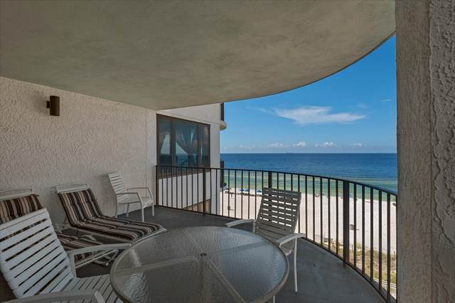 6201 Thomas Drive #509, Panama City Beach, FL 32408 (MLS #866233) :: RE/MAX By The Sea