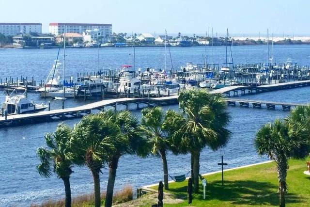214 SW Miracle Strip Parkway Unit B203, Fort Walton Beach, FL 32548 (MLS #866254) :: Luxury Properties on 30A