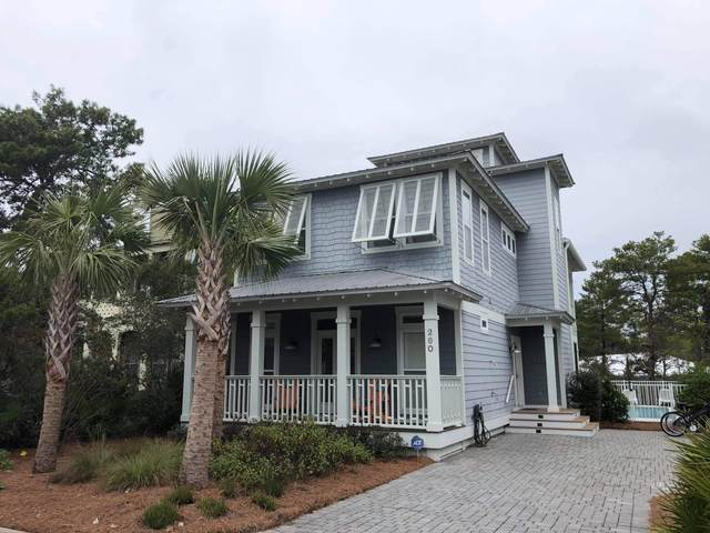 260 Beach Bike Way, Inlet Beach, FL 32461 (MLS #866274) :: Vacasa Real Estate