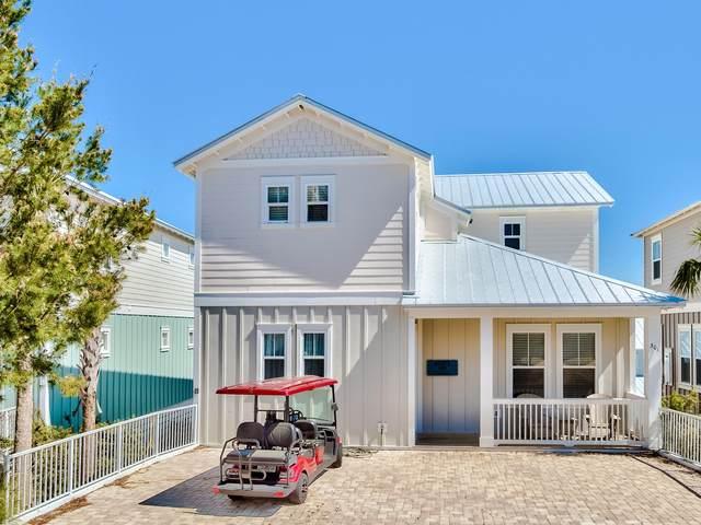 301 Gulfview Circle, Santa Rosa Beach, FL 32459 (MLS #866292) :: Luxury Properties on 30A