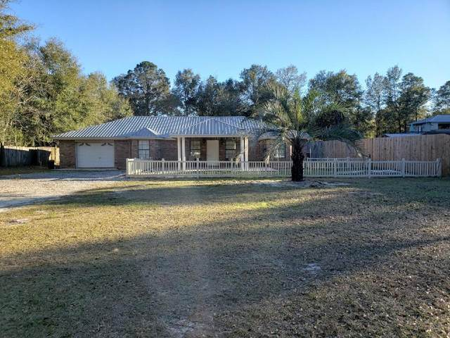 2682 E Fl-20, Freeport, FL 32439 (MLS #866307) :: John Martin Group | Berkshire Hathaway HomeServices PenFed Realty