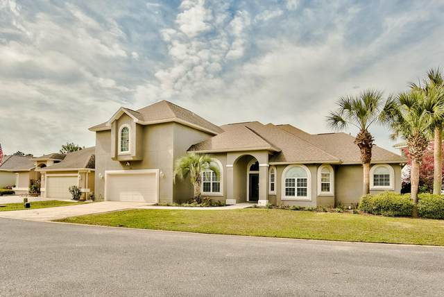 302 Tequesta Drive, Destin, FL 32541 (MLS #866309) :: EXIT Sands Realty