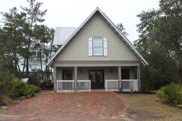 59 E Willow Mist Road, Inlet Beach, FL 32461 (MLS #866314) :: RE/MAX By The Sea