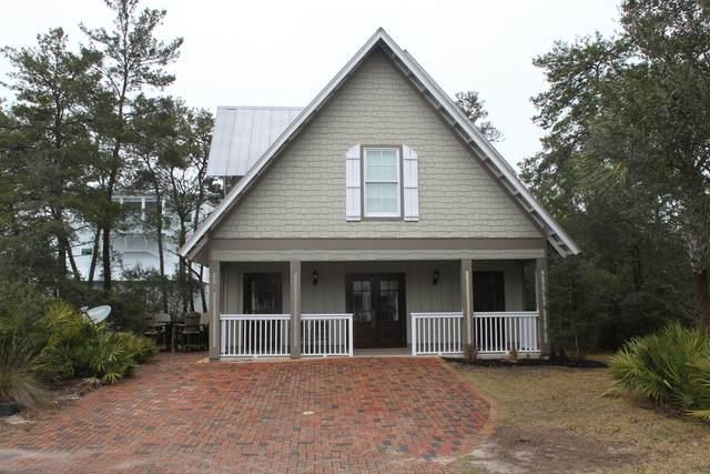 59 E Willow Mist Road, Inlet Beach, FL 32461 (MLS #866314) :: Luxury Properties on 30A
