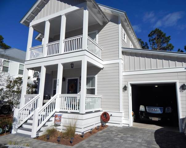 208 Marlberry, Santa Rosa Beach, FL 32459 (MLS #866326) :: Counts Real Estate on 30A