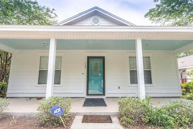 149 Central 7th Street, Santa Rosa Beach, FL 32459 (MLS #866361) :: Better Homes & Gardens Real Estate Emerald Coast