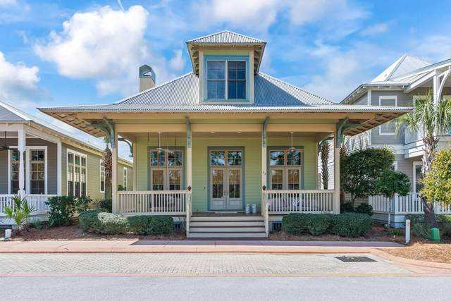 53 Cypress Walk, Santa Rosa Beach, FL 32459 (MLS #866363) :: Luxury Properties on 30A