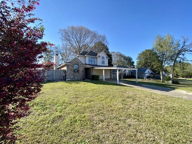 5940 Creekside Circle, Crestview, FL 32536 (MLS #866367) :: Luxury Properties on 30A