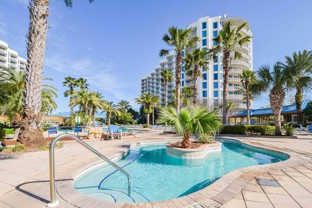 4207 Indian Bayou Trail Unit 2302, Destin, FL 32541 (MLS #866381) :: Rosemary Beach Realty