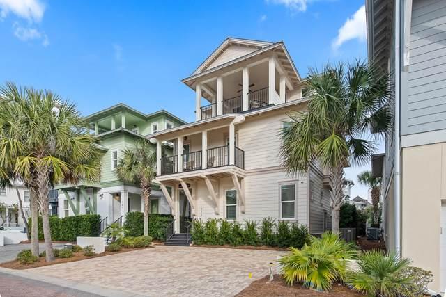 113 Geoff Wilder Lane, Inlet Beach, FL 32461 (MLS #866456) :: Coastal Luxury