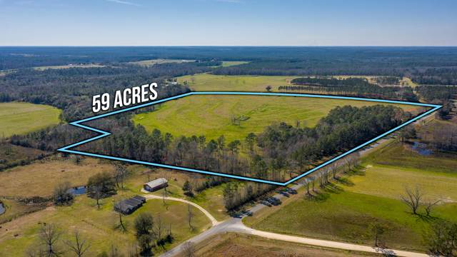 59 ACRES Pen Williams Road, Defuniak Springs, FL 32433 (MLS #866530) :: Scenic Sotheby's International Realty