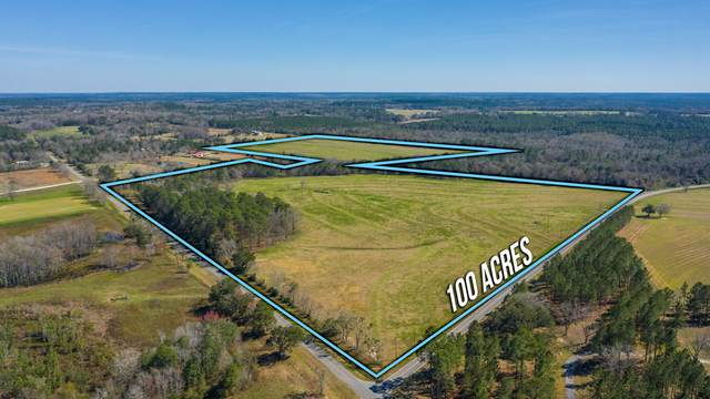 100 ACRES Pen Williams Road, Defuniak Springs, FL 32433 (MLS #866532) :: Scenic Sotheby's International Realty