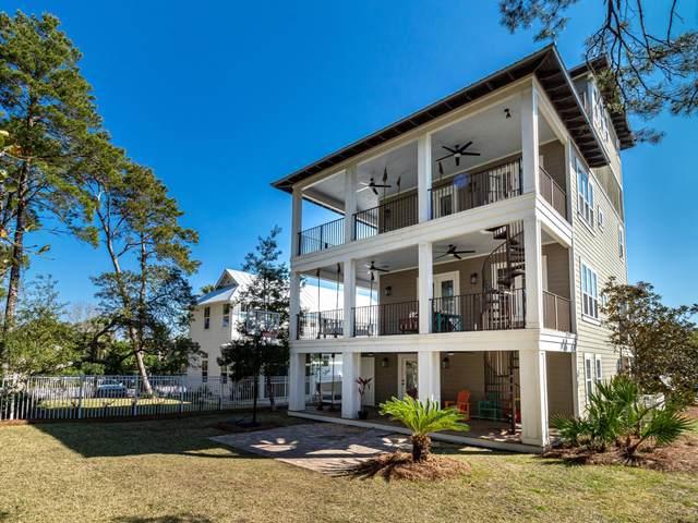 51 N Grande Pointe Dr. N, Inlet Beach, FL 32461 (MLS #866698) :: Blue Swell Realty