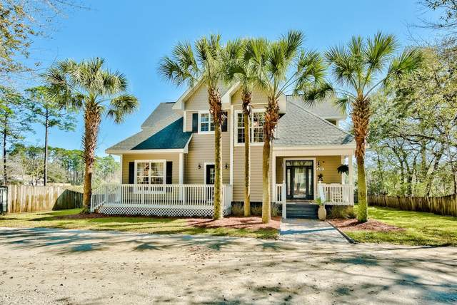 472 E Bayou Forest Drive, Freeport, FL 32439 (MLS #866751) :: Berkshire Hathaway HomeServices PenFed Realty