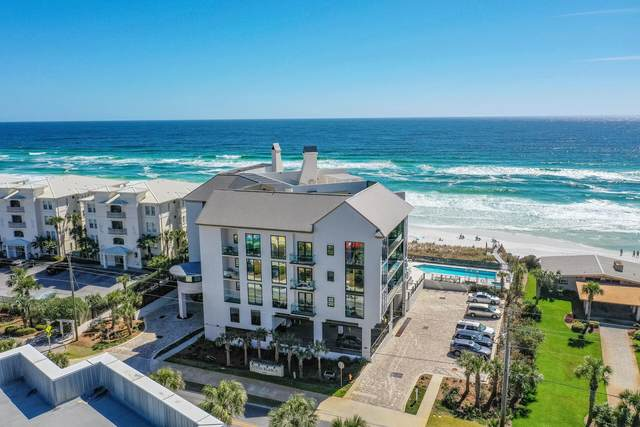 4463 W County Highway 30A Unit 600, Santa Rosa Beach, FL 32459 (MLS #866884) :: The Premier Property Group