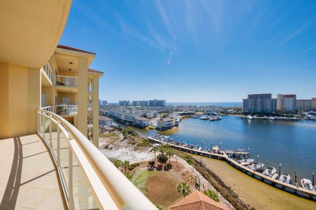 770 Harbor Boulevard Unit 7E, Destin, FL 32541 (MLS #866916) :: John Martin Group | Berkshire Hathaway HomeServices PenFed Realty