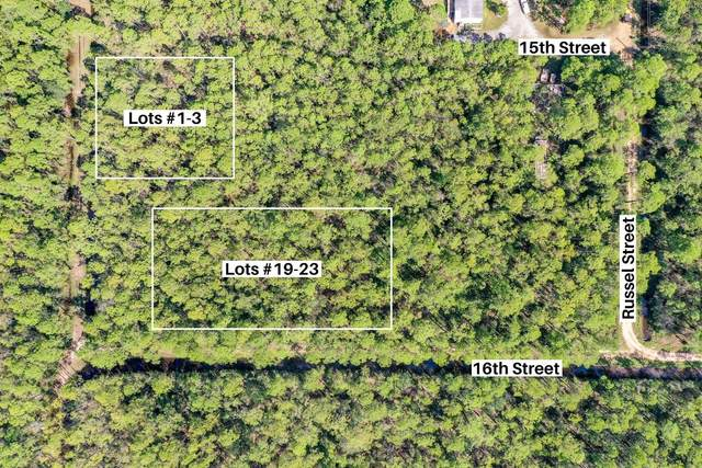 Lots 19-23 N 16th Street, Santa Rosa Beach, FL 32459 (MLS #867130) :: Counts Real Estate Group, Inc.