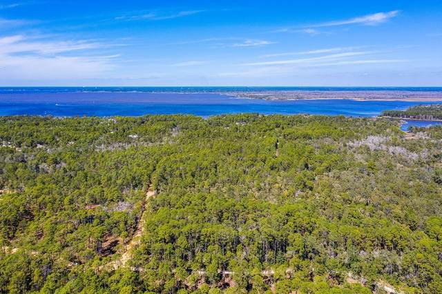 7.2 acres E Point Washington Road, Santa Rosa Beach, FL 32459 (MLS #867160) :: The Chris Carter Team