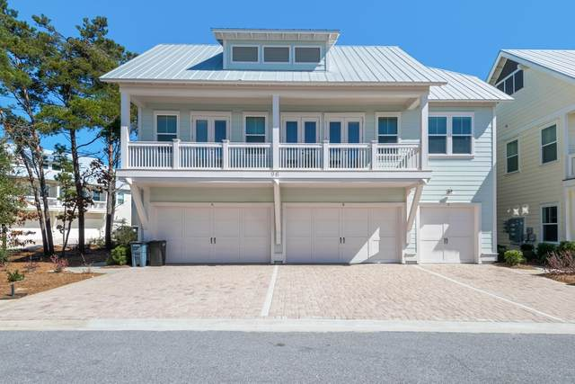 96 Dune Comet Lane Unit A, Inlet Beach, FL 32461 (MLS #867249) :: Back Stage Realty