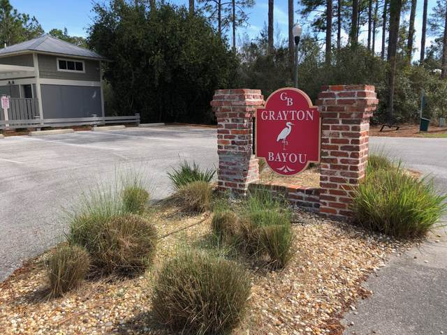 Lot 25 Greenbriar Lane, Santa Rosa Beach, FL 32459 (MLS #867304) :: RE/MAX By The Sea