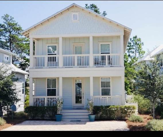 289 Emerald Beach Circle, Santa Rosa Beach, FL 32459 (MLS #867306) :: Luxury Properties on 30A