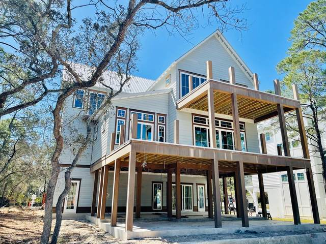33 Spotted Dolphin Road, Santa Rosa Beach, FL 32459 (MLS #867344) :: John Martin Group | Berkshire Hathaway HomeServices PenFed Realty