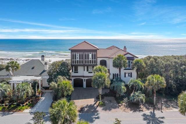 840 Blue Mountain Road, Santa Rosa Beach, FL 32459 (MLS #867364) :: Rosemary Beach Realty