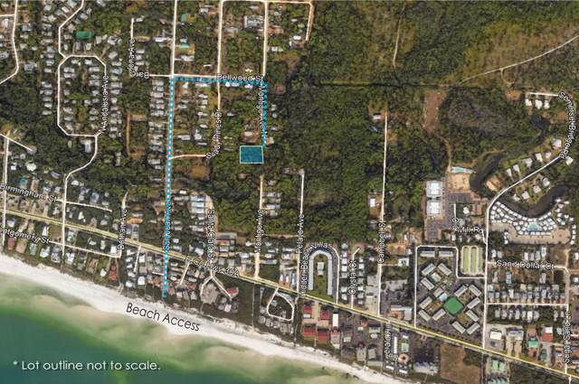 Lt 11 & 12 N Montigo Avenue, Santa Rosa Beach, FL 32459 (MLS #867456) :: Back Stage Realty
