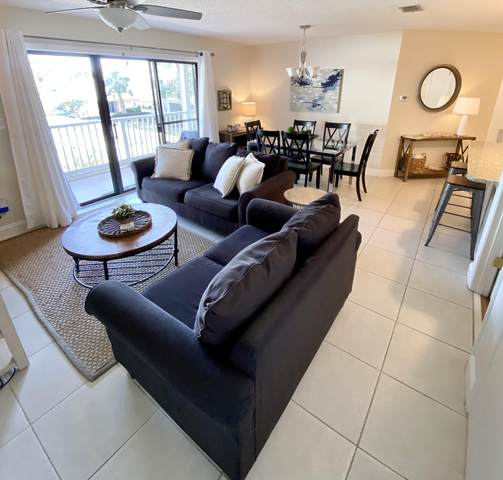 3799 E County Hwy 30A Unit E-11, Santa Rosa Beach, FL 32459 (MLS #867457) :: Coastal Luxury