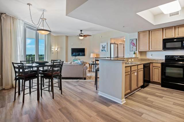4207 Indian Bayou Trail Unit 2502, Destin, FL 32541 (MLS #867499) :: Counts Real Estate Group, Inc.
