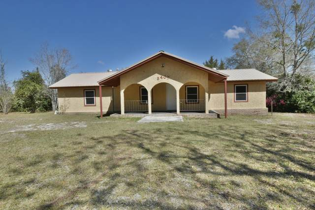 3407 Co Rd 2, Laurel Hill, FL 32567 (MLS #867548) :: Scenic Sotheby's International Realty