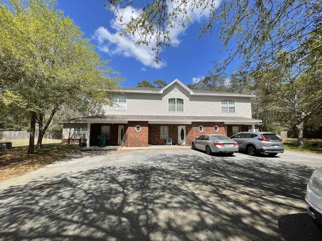 827 Fairview Drive #2, Fort Walton Beach, FL 32547 (MLS #867593) :: Scenic Sotheby's International Realty