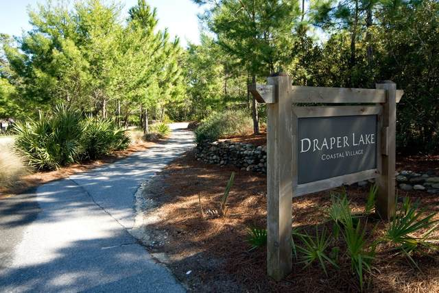 Lot 14-10 Lot 14-10 Draper Lake, Santa Rosa Beach, FL 32459 (MLS #867649) :: Scenic Sotheby's International Realty