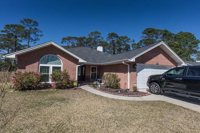 307 Fairway Boulevard, Panama City Beach, FL 32407 (MLS #867652) :: Back Stage Realty