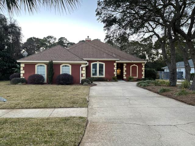 45 Indian Bayou Drive, Destin, FL 32541 (MLS #867670) :: The Chris Carter Team