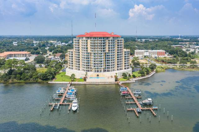 124 Miracle Strip Parkway Unit 506, Fort Walton Beach, FL 32548 (MLS #867808) :: 30a Beach Homes For Sale