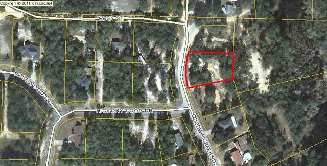 Lot 8 BlkD Goodwin Creek Road, Freeport, FL 32439 (MLS #867810) :: The Honest Group