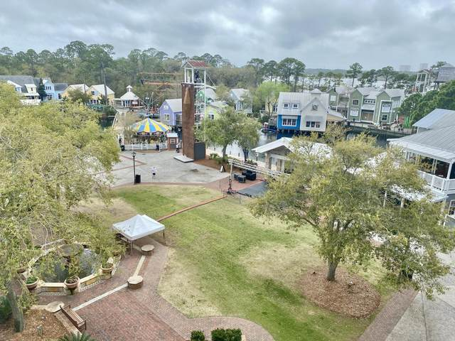 9100 Baytowne Wharf Boulevard Unit 558, Miramar Beach, FL 32550 (MLS #867895) :: RE/MAX By The Sea