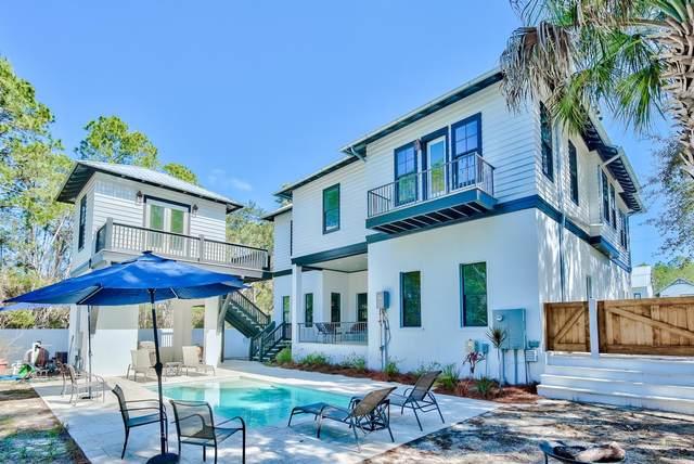 309 Seacrest Drive, Inlet Beach, FL 32461 (MLS #867963) :: Scenic Sotheby's International Realty