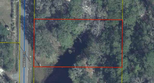 Lot 6 Marsh Drive, Freeport, FL 32439 (MLS #868058) :: John Martin Group | Berkshire Hathaway HomeServices PenFed Realty