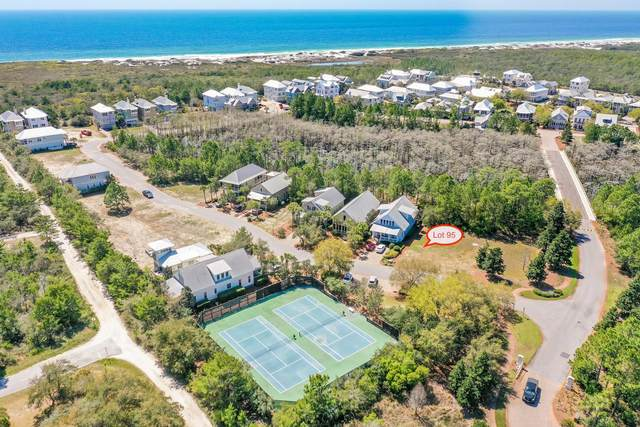 Lot 95 Cypress Drive, Santa Rosa Beach, FL 32459 (MLS #868070) :: Luxury Properties on 30A