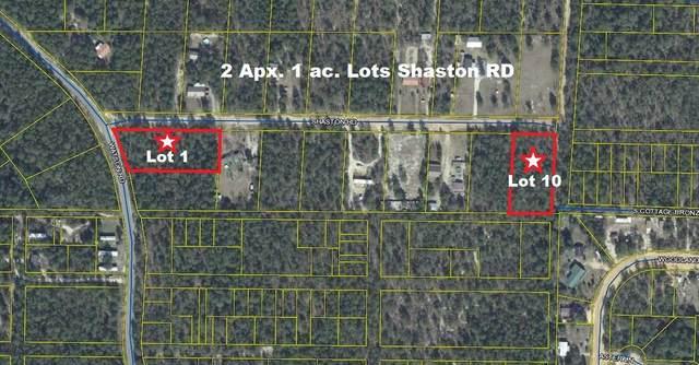 1&10 Shaston Road, Defuniak Springs, FL 32433 (MLS #868179) :: Back Stage Realty