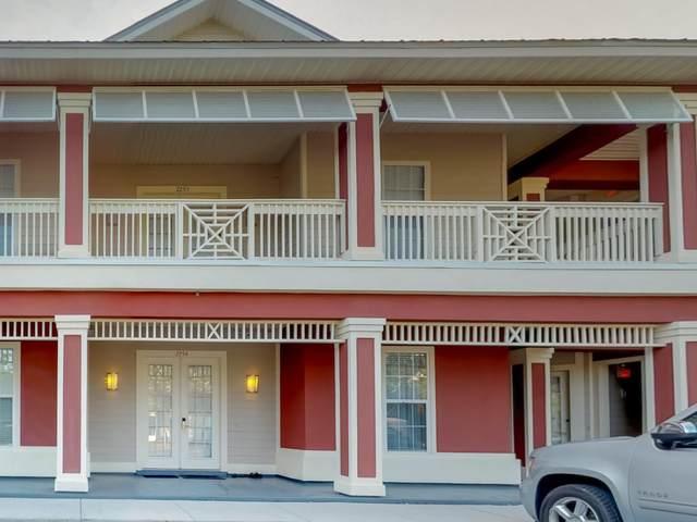 2255 Crystal Cove Lane Unit 105, Miramar Beach, FL 32550 (MLS #868181) :: Counts Real Estate Group