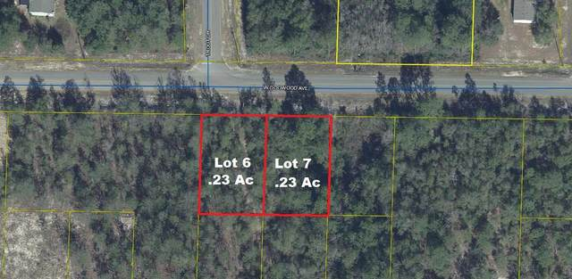 6&7 Dogwood Avenue, Defuniak Springs, FL 32433 (MLS #868183) :: Better Homes & Gardens Real Estate Emerald Coast
