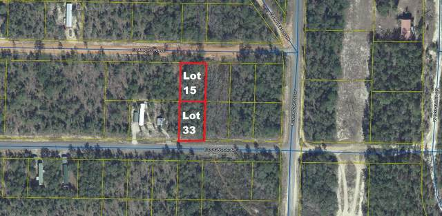 15&33 E Dogwood Avenue, Defuniak Springs, FL 32433 (MLS #868190) :: John Martin Group | Berkshire Hathaway HomeServices PenFed Realty