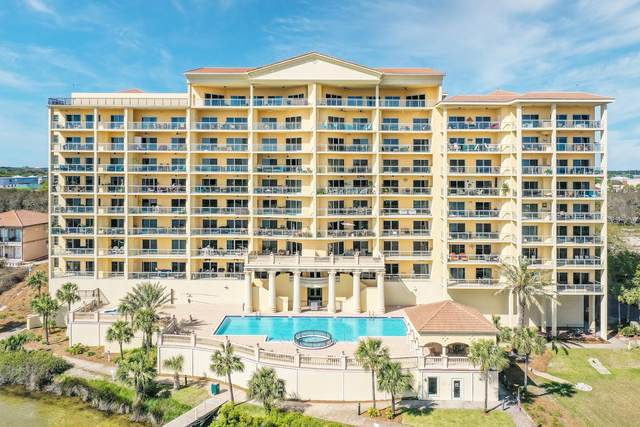 770 Harbor Boulevard Unit 3H, Destin, FL 32541 (MLS #868252) :: John Martin Group | Berkshire Hathaway HomeServices PenFed Realty